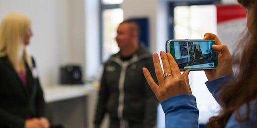 Praxisworkshop Live PR – mit dem Smartphone zur professionellen Videoproduktion