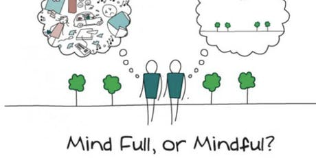 A Mindful Me: Tips and Tools for Developing Personal Mindfulness Practices (Part 1 of 2) tickets