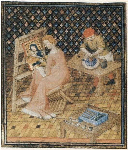 Old Masters Painters: Methods, Materials and
