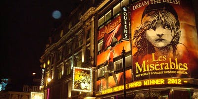 The West End London Treasure Hunt with 20% off at