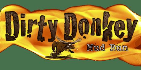 Dirty Donkey Mud Run, Winnipeg MB Springhill Winterpark August 17, 2019 tickets