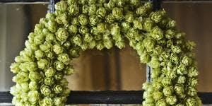 Hop Wreath Making Class