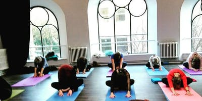 Do Yoga on Tuesday, 11.15am at the Blakehay