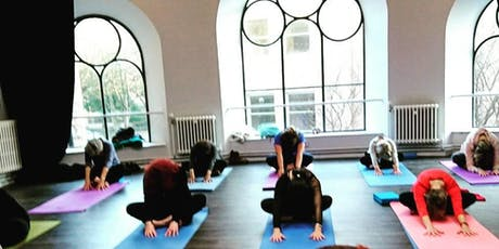 Do Yoga on Tuesday, 11.15am at the Blakehay tickets