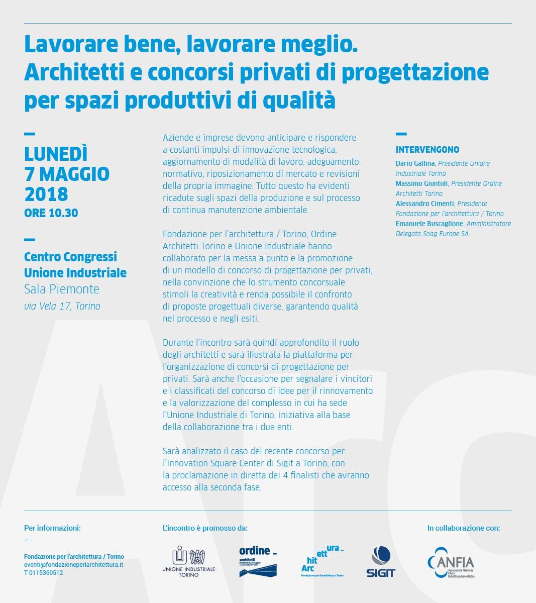 Lavoro Per Architetti Torino i finalisti del concorso innovation square center at