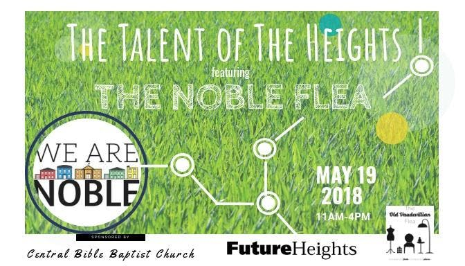 Talent of the Heights - The Noble Flea
