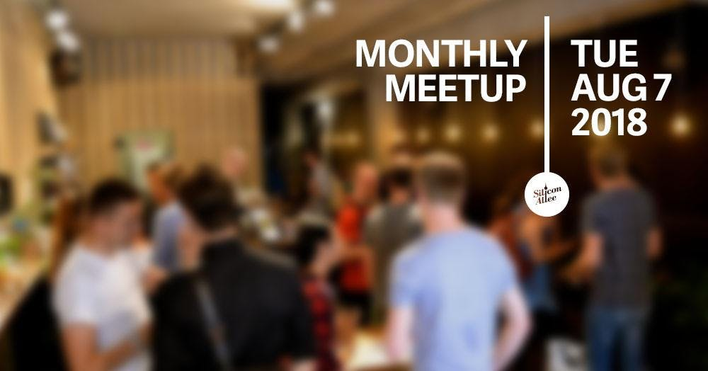 Silicon Allee Monthly Meet Up