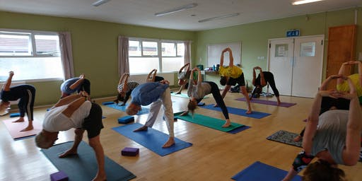 Do Yoga on Mondays at 6pm in Weston-super-Mare