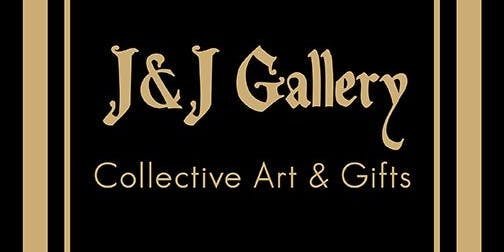 J&J GALLERY WEEKLY ART HAPPY HOUR & LIVE PAINTING