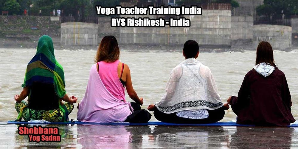 Internationally Certified Yoga Teacher Training India Tickets Sun