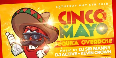 event in New York City: CINCO DE MAYO (FREE SATURDAY NIGHT PARTY) #CUTTYPALANCE