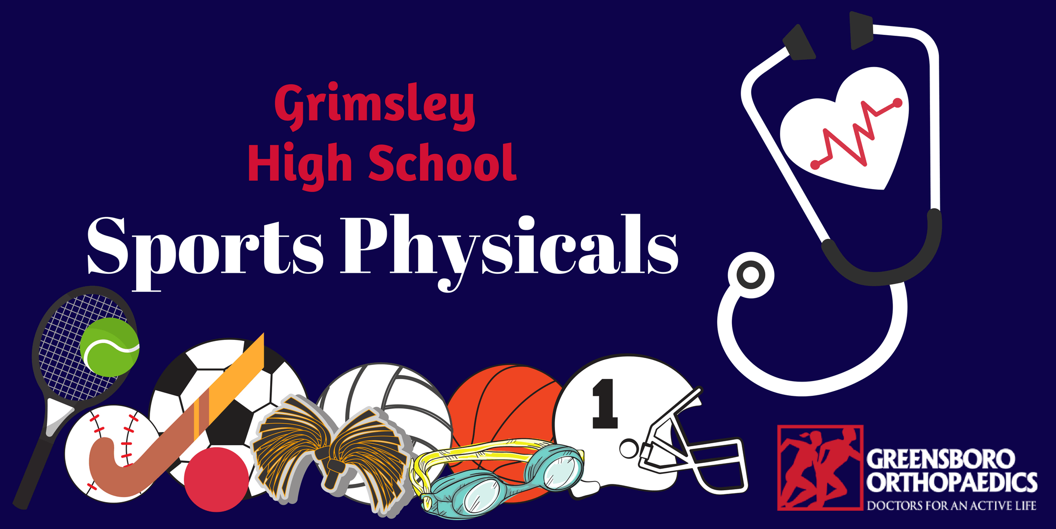 Grimsley High School Sport Physical Clinic