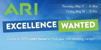 Ari Network Services Open House Job Fair Duluth Mn