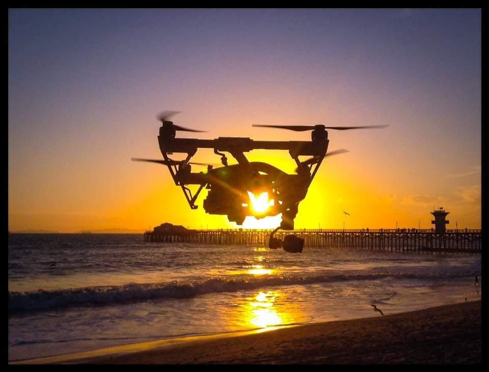 Drone Hangout