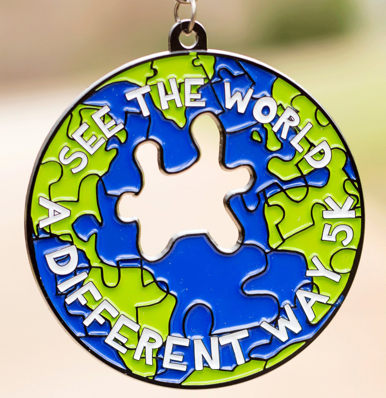 2018 See The World A Different Way 5K for Aut