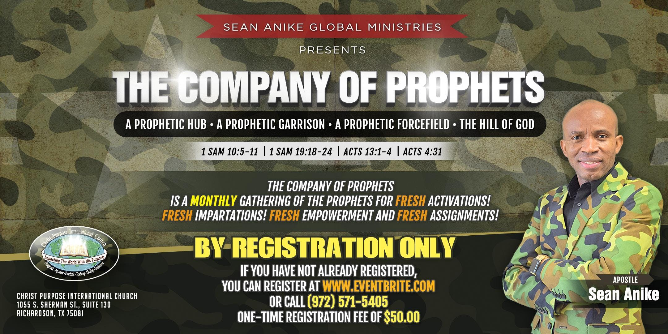 THE COMPANY OF PROPHETS
