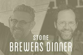 Stone Brewer's Dinner w/ Kjetil Jikiun – Solo