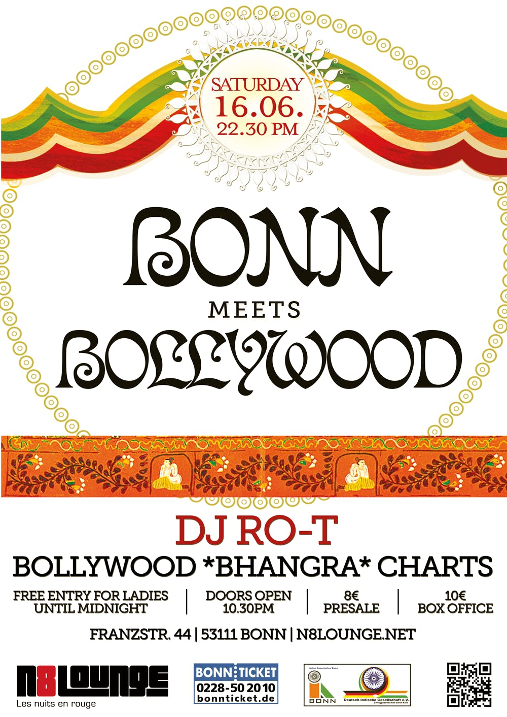 Bonn meets Bollywood