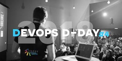 DEVOPS D-DAY 2018 #4ème édition - LIBDAY