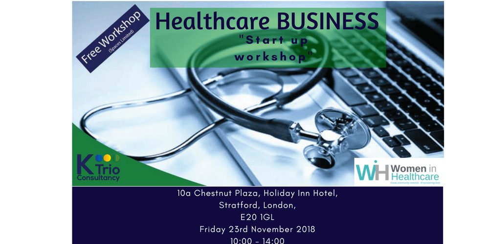 Healthcare Business startup & scale-up Workshop for carehome,nursing ...