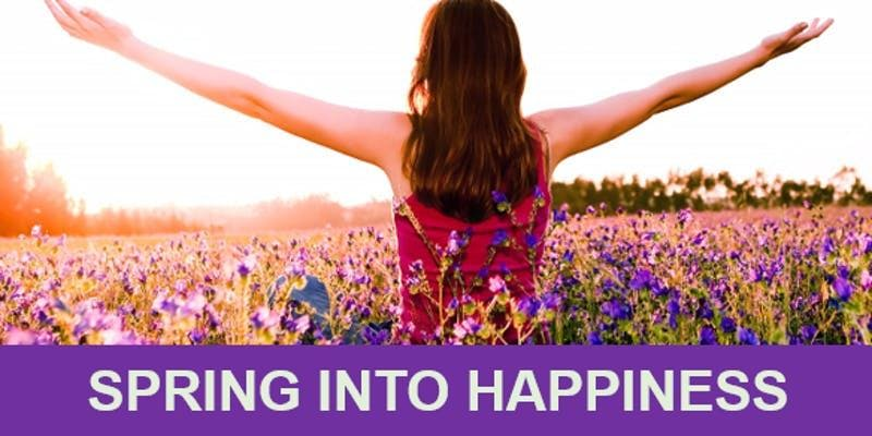 Spring into Happiness: Breathe, Meditate to Recharge your Mind