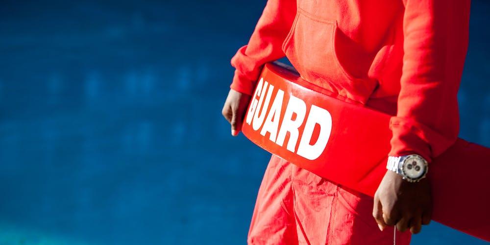 Lifeguard Camp - Adamsville Rec Center, 5/8, 6 pm - 6:40 pm Tickets