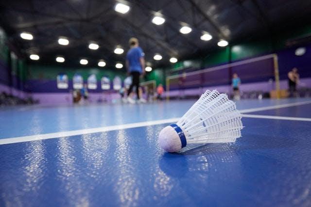 Badminton - QEUH - Thursday 17th May