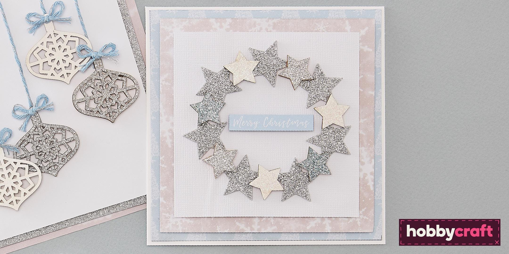 Christmas Papercraft Live: Card Making with Frozen Wishes - 15 JUN 2018