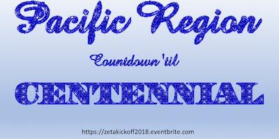 Pacific Region Countdown 'til Centennial