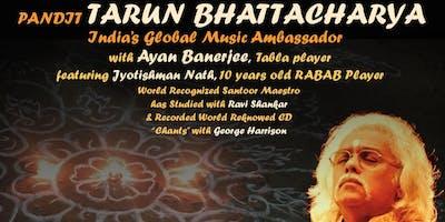 Pandit Tarun Bhattacharya: India's Global Music Ambassador
