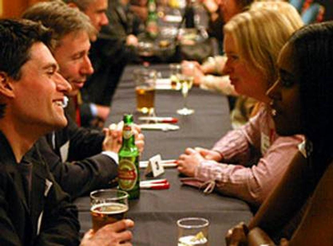 Speed dating events philadelphia