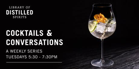 Cocktails & Conversations tickets