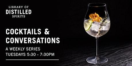 Cocktails & Conversations tickets