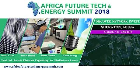 Africa Future Tech & Energy Summit 2021 biglietti