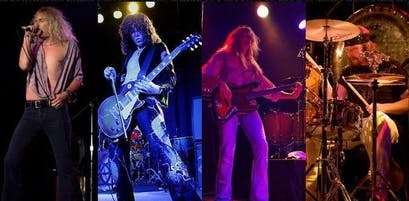 *ZOSO- The Ultimate Led Zeppelin Experience