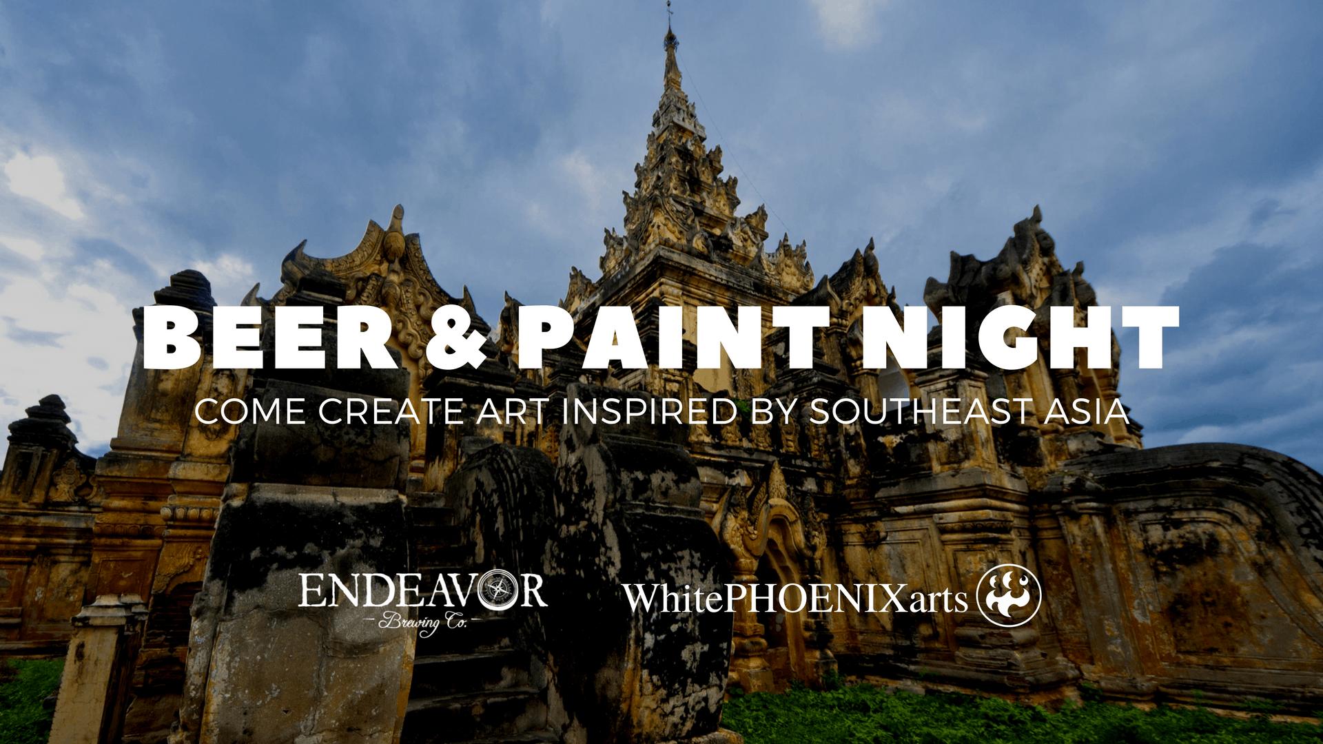 Beer & Paint Night