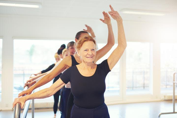 Barre & Balance 55+ - Seniors' Month Free Wor