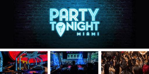 Ocean Drive Miami Nightclub Package