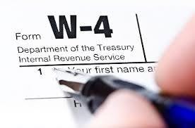 Form W-4 for 2018: Best Practice and Complian