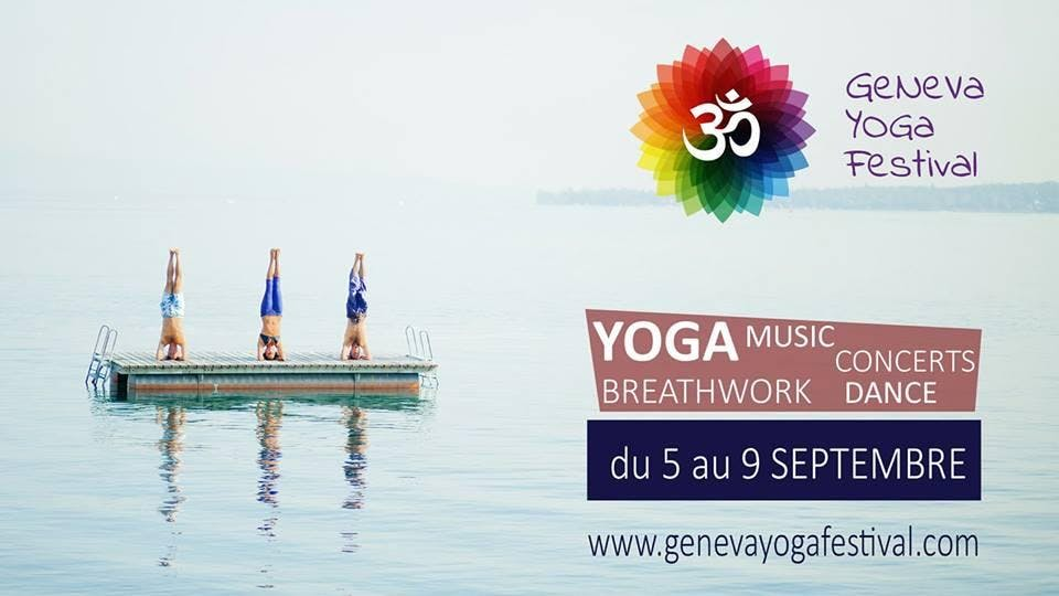 Geneva Yoga Festival 2018