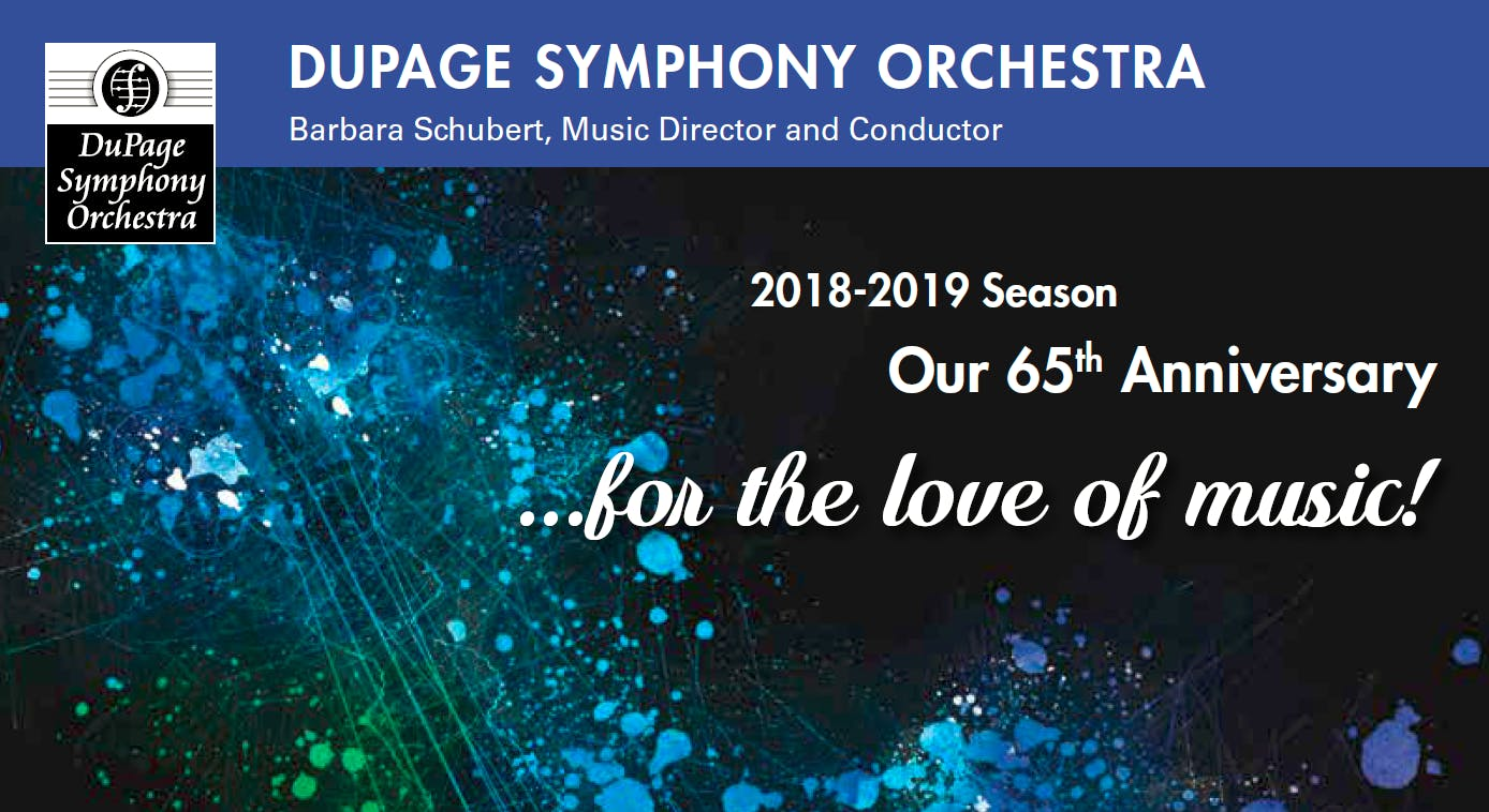 DSO 2018-2019 Concert Season Subscription: For the Love of Music