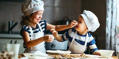 Bambini, a tavola! Una buona alimentazione a tutela della salute