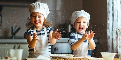 Laboratori di cucina gratuiti per adulti e bambini