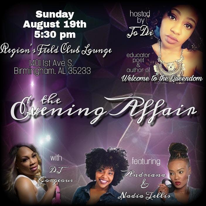 The Evening Affair: Networking Event & Welcom