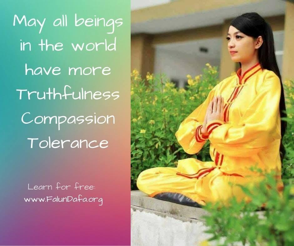 Falun Dafa (Meditatie): Gratis workshops - Do