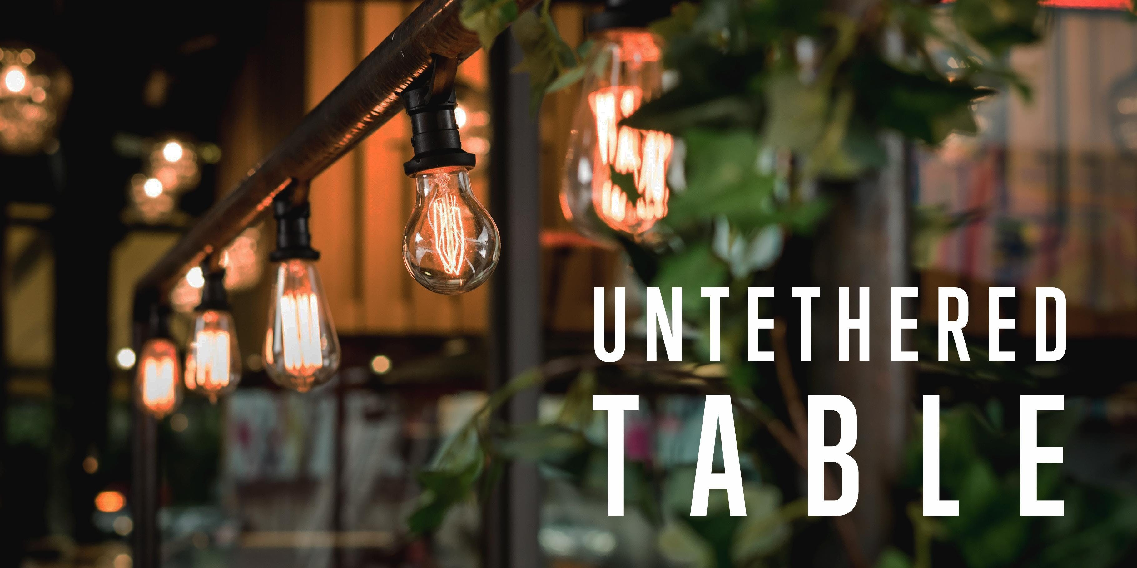 Untethered Table