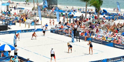 2019 National Collegiate Beach Volleyball Championship, May 3-5