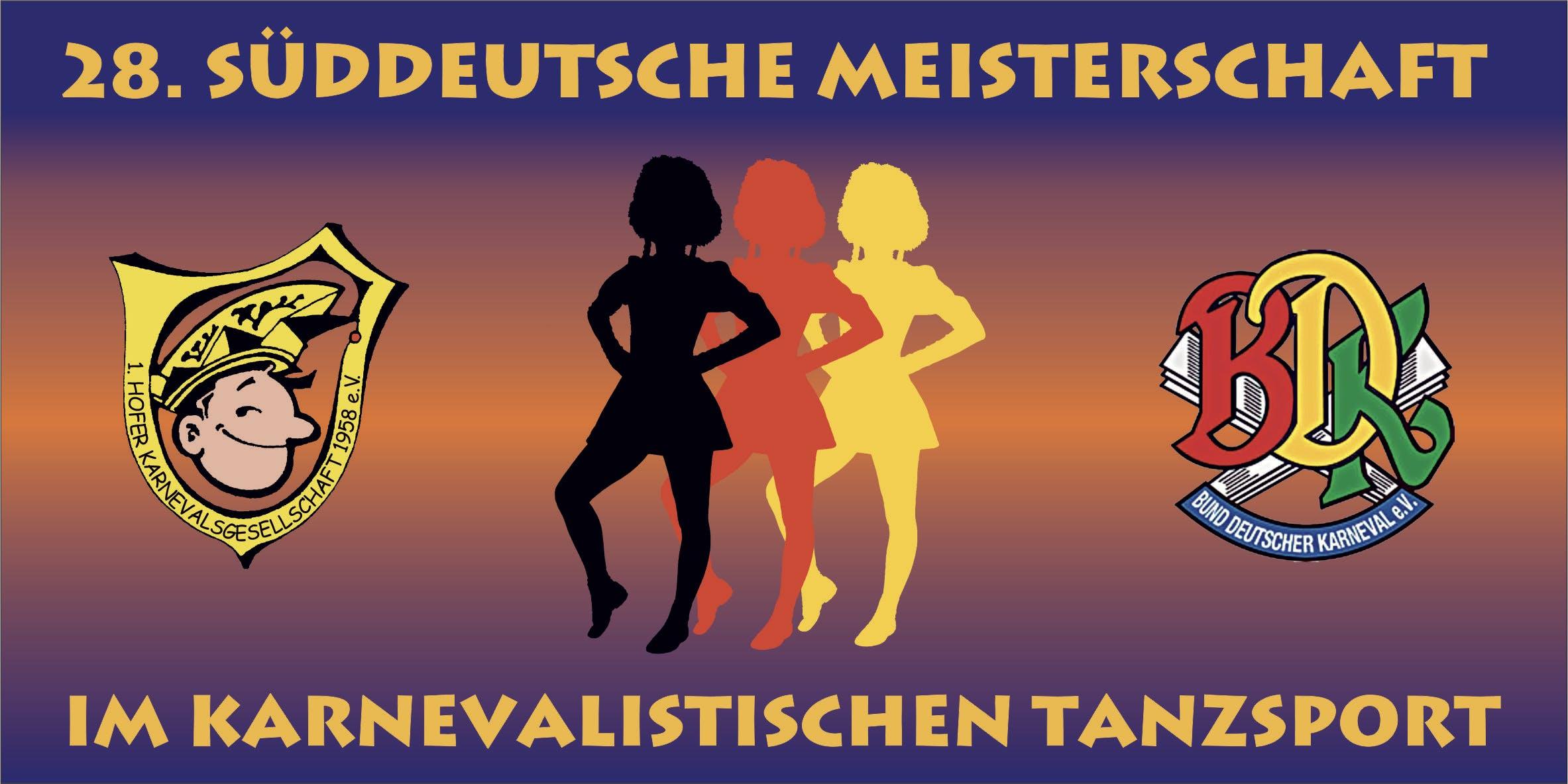 28. Süddeutsche Meisterschaft im karnevalisti