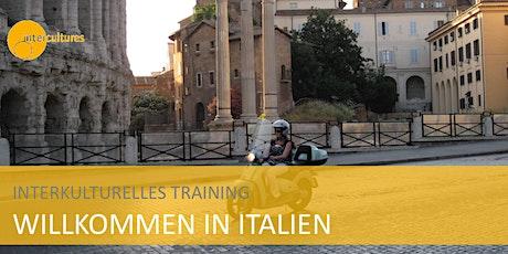 Interkulturelles Training Italien (6h virtuell) Tickets