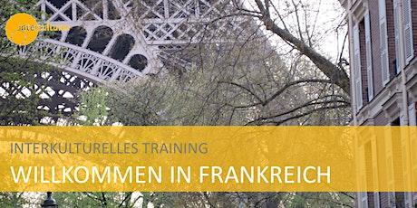 Interkulturelles Training Frankreich (6h virtuell) Tickets